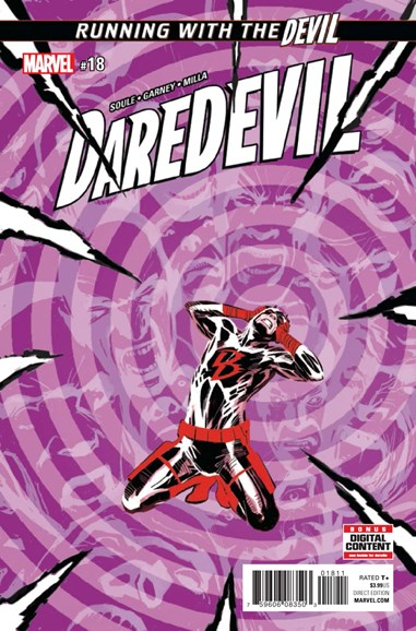 Daredevil Cover - 5/1/2017