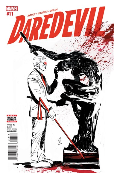 Daredevil Cover - 11/1/2016