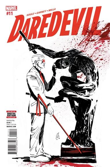 Daredevil Cover - 11/1/2016