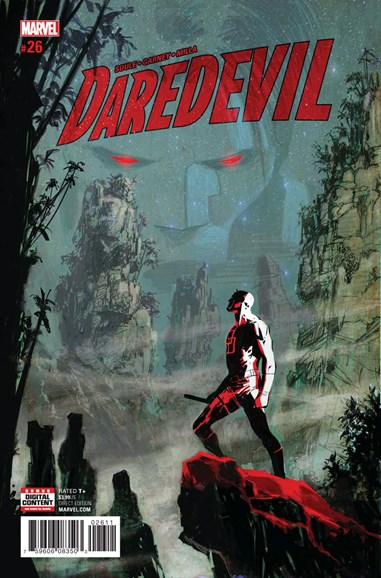 Daredevil Cover - 11/1/2017