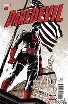 Daredevil Comic 10/1/2017
