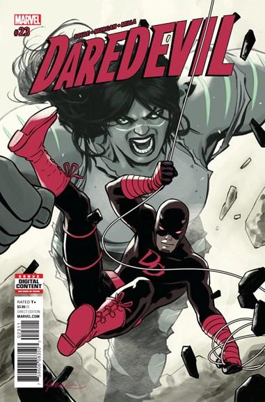 Daredevil Cover - 9/1/2017