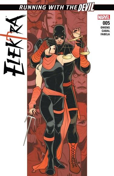 Elektra Cover - 8/1/2017
