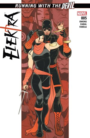 Elektra | 8/1/2017 Cover