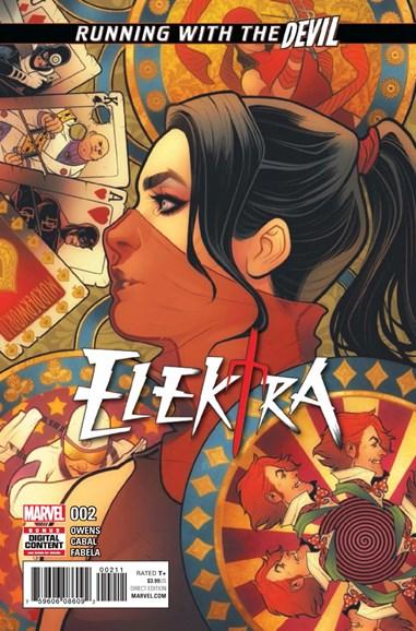 Elektra Cover - 5/1/2017