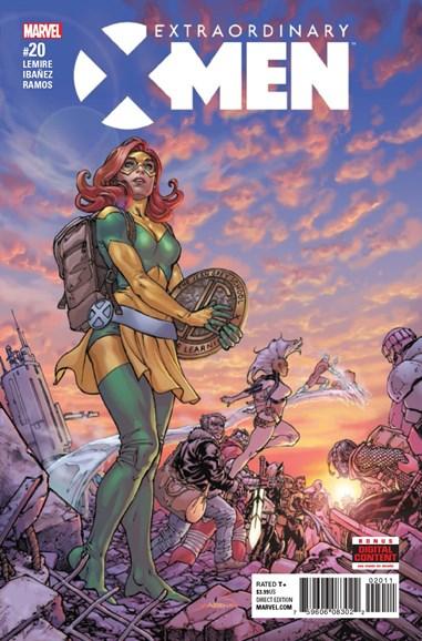 X-Men Gold Cover - 5/1/2017