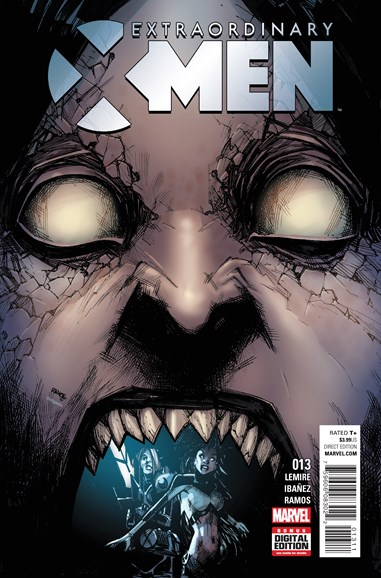 X-Men Gold Cover - 10/1/2016