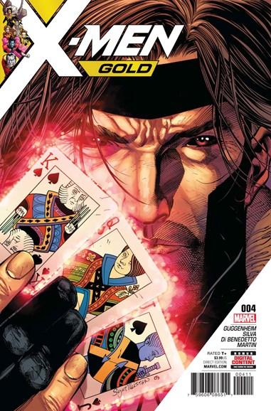 X-Men Gold Cover - 7/15/2017