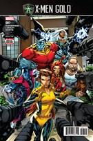 X-Men Comic 9/1/2017