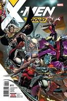 X-Men Comic 11/1/2017