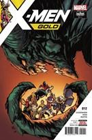 X-Men Comic 11/15/2017