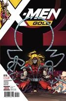 X-Men Comic 10/15/2017