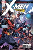 X-Men Comic 1/15/2018