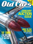 Old Cars Weekly Magazine 1/11/2018