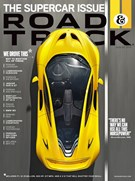 Road and Track Magazine 8/1/2014