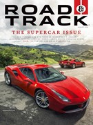 Road and Track Magazine 8/1/2015