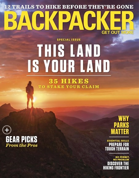 Backpacker Cover - 3/1/2018