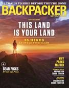 Backpacker Magazine 3/1/2018