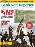 Bank Note Reporter Magazine 1/1/2018