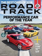 Road and Track Magazine 12/1/2013