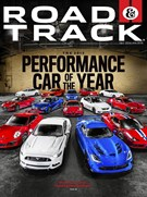Road and Track Magazine 12/1/2014