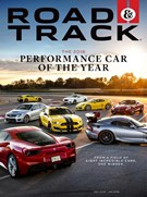 Road and Track Magazine 12/1/2015