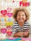 Family Fun Magazine | 2/1/2018 Cover