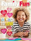 Family Fun Magazine | 2/1/2018 Cover