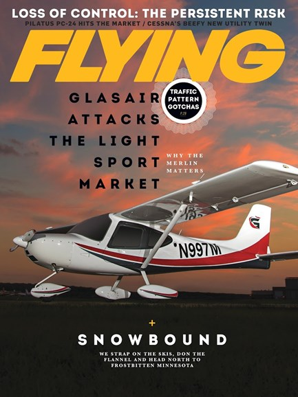 Flying Cover - 2/1/2018