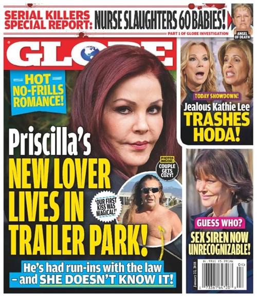 Globe Cover - 1/22/2018