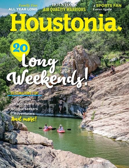 Houstonia Cover - 1/1/2018