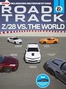Road and Track Magazine 7/1/2014