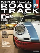 Road and Track Magazine 6/1/2013