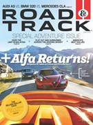Road and Track Magazine 6/1/2014