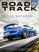Road and Track Magazine 6/1/2015