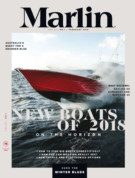 Marlin Cover - 2/1/2018