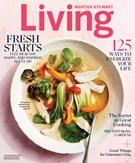 Martha Stewart Living 1/1/2018