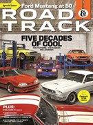 Road and Track Magazine 5/1/2014