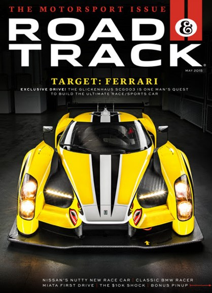 Road & Track Cover - 5/1/2015