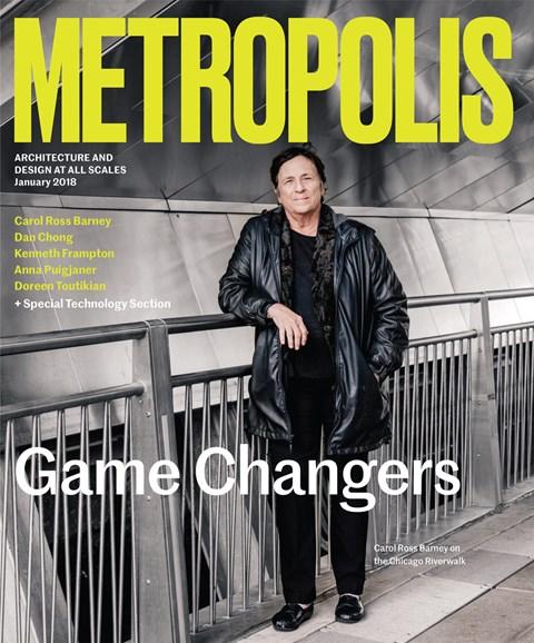 Metropolis Cover - 1/1/2018