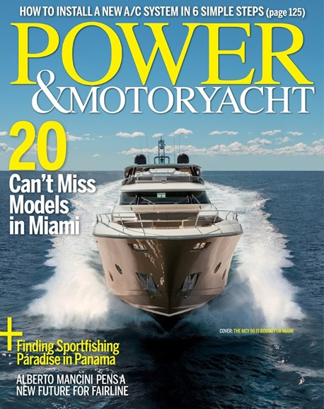 Power & Motoryacht Cover - 2/1/2018