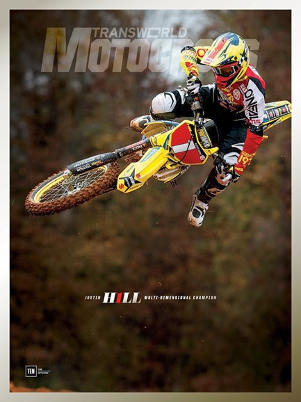 Transworld Motocross Cover - 2/1/2018