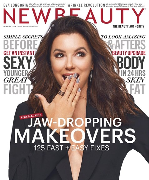 New Beauty Cover - 3/1/2018