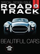 Road and Track Magazine 11/1/2013