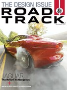 Road and Track Magazine 11/1/2014
