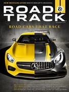 Road and Track Magazine 11/1/2015