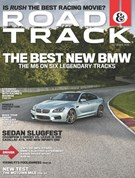 Road and Track Magazine 10/1/2013