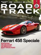 Road and Track Magazine 10/1/2014