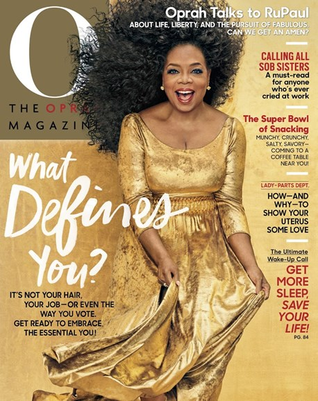 O The Oprah Cover - 2/1/2018