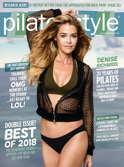 Pilates Style Cover - 1/1/2018